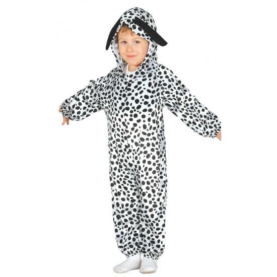 Dalmatiers kostuum voor peuters