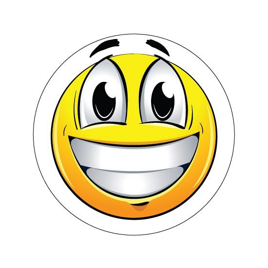 Agenda stickers Smileys type 1