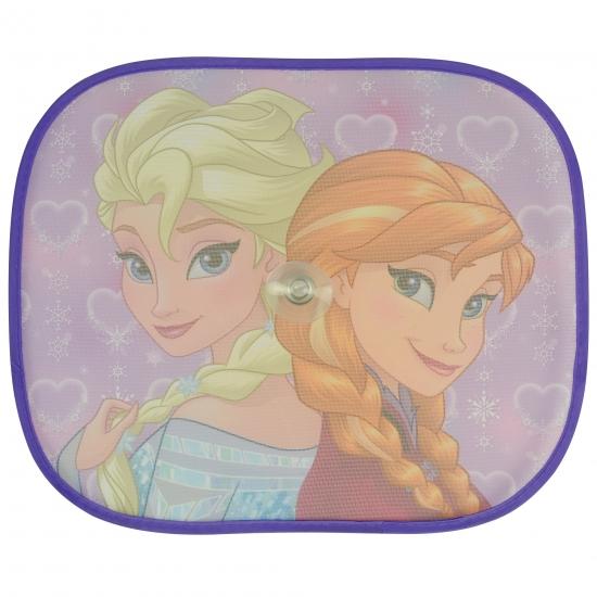 Anna en Elsa zonneschermen 2 stuks
