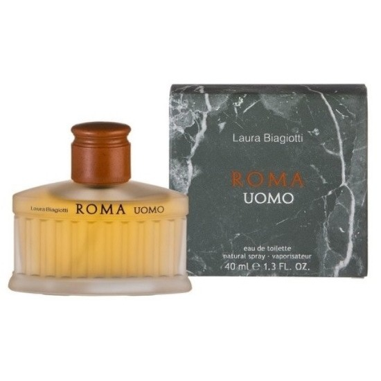 Cadeau voor heren Laura Biagiotti Roma Uoma 40 ml