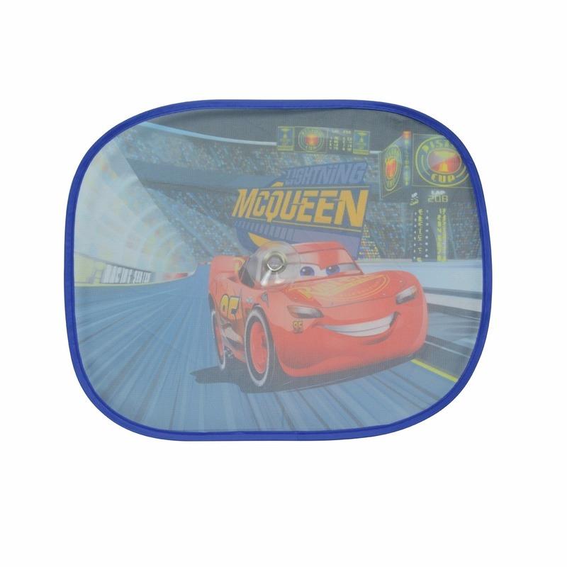 Cars McQueen zonneschermen 2 stuks