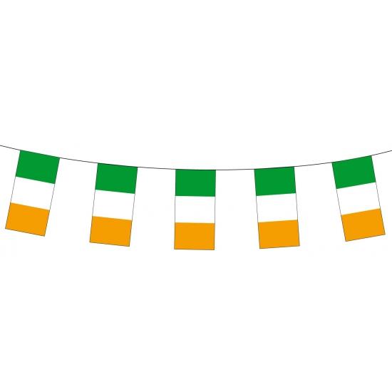 Decoratie slinger Ierland 4 meter