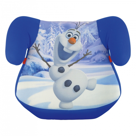 Frozen Olaf verhogend autostoeltje