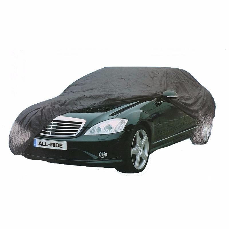 Grijze auto beschermhoes 534 x 178 x 120 cm