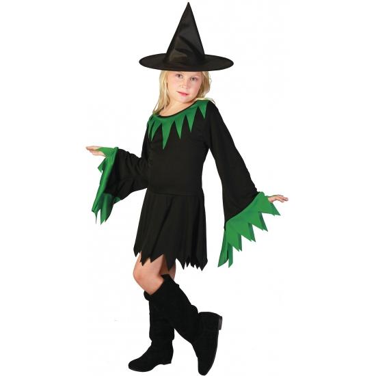 Heksen verkleedkleding voor meiden
