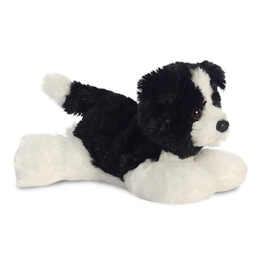 Honden dieren knuffels border collie 20 cm