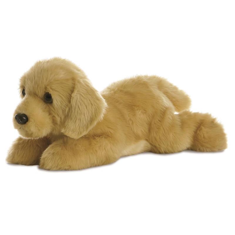 Honden dieren knuffels labrador 30 cm