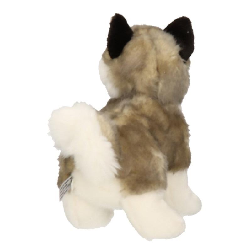 Husky honden knuffels 24 cm