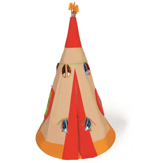 Indianen Tipi tent