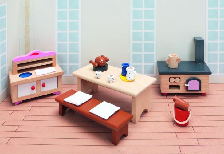 Keuken speelgoed meubels