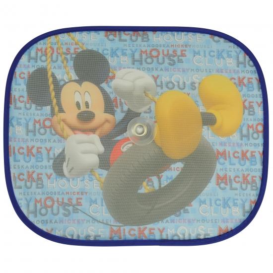 Mickey Mouse zonneschermen 2 stuks