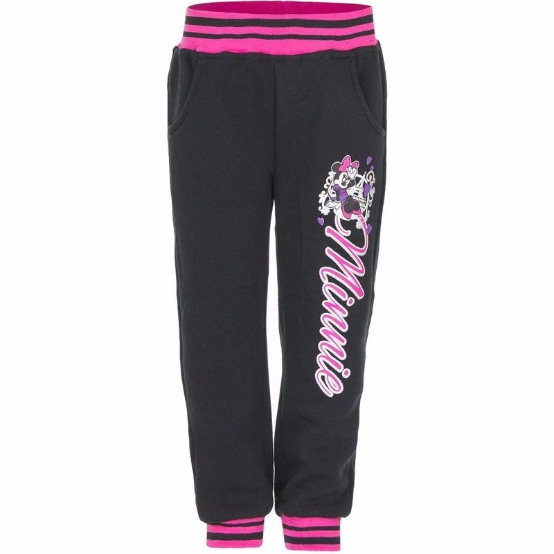 Minnie Mouse pyjamabroek zwart