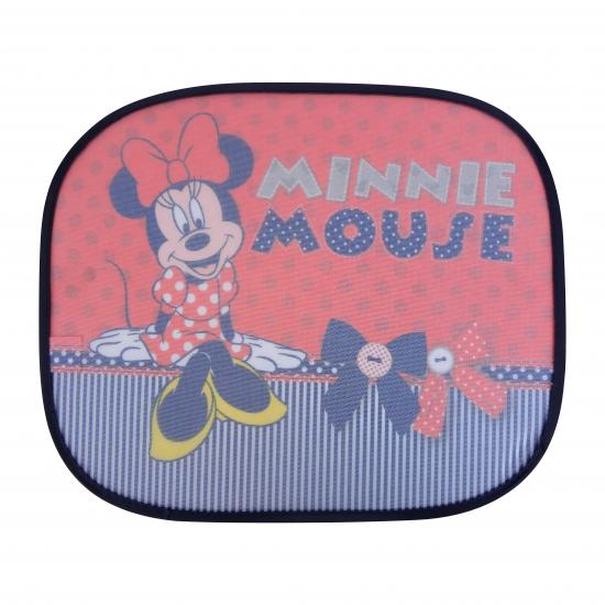 Minnie Mouse rood zonneschermen 2 stuks