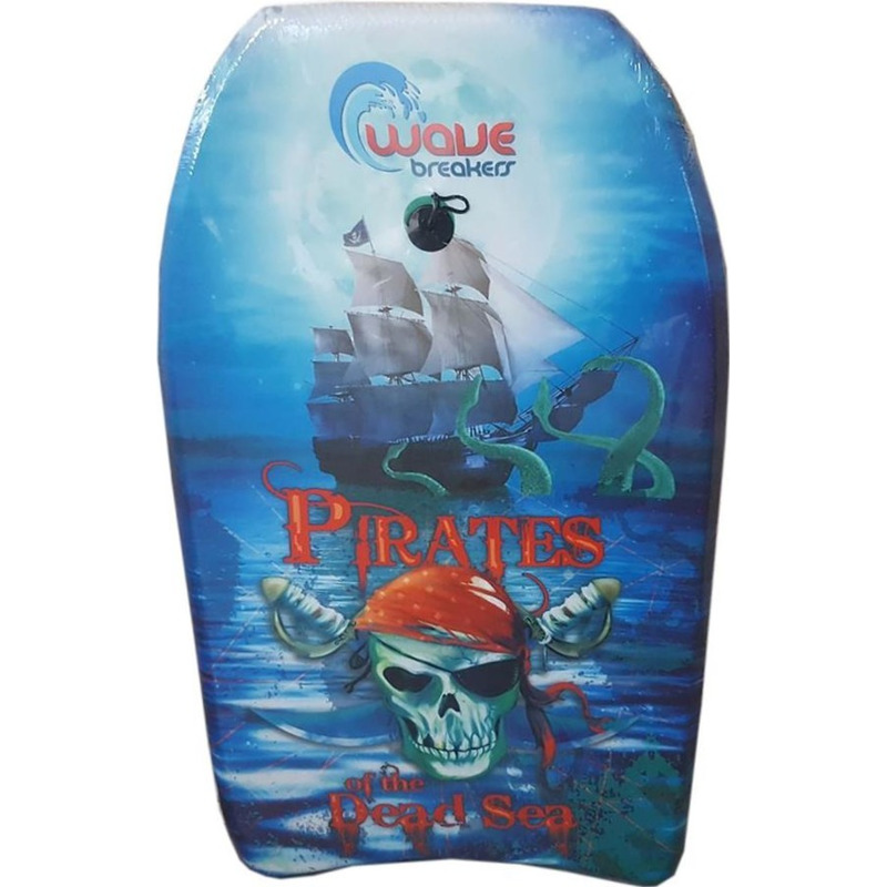 Piraten strand bodyboard 83 cm speelgoed