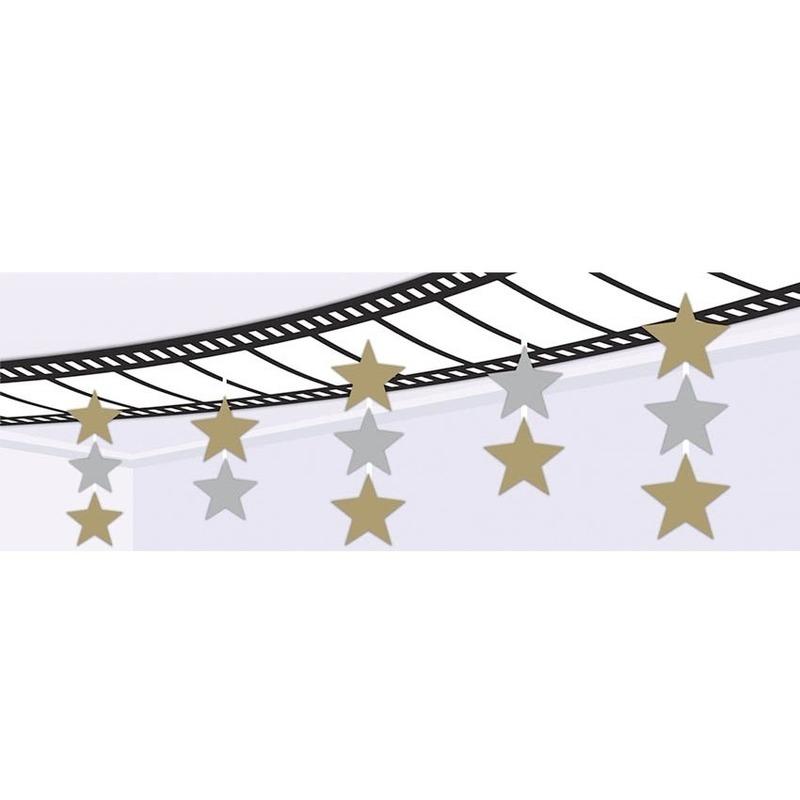 Plafond decoratie glamour 240 cm