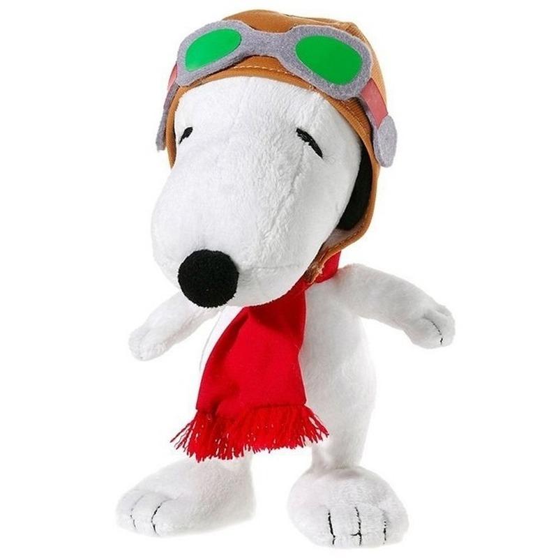 Snoopy knuffeldier 18 cm