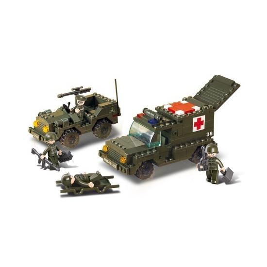 Speelgoed ambulances