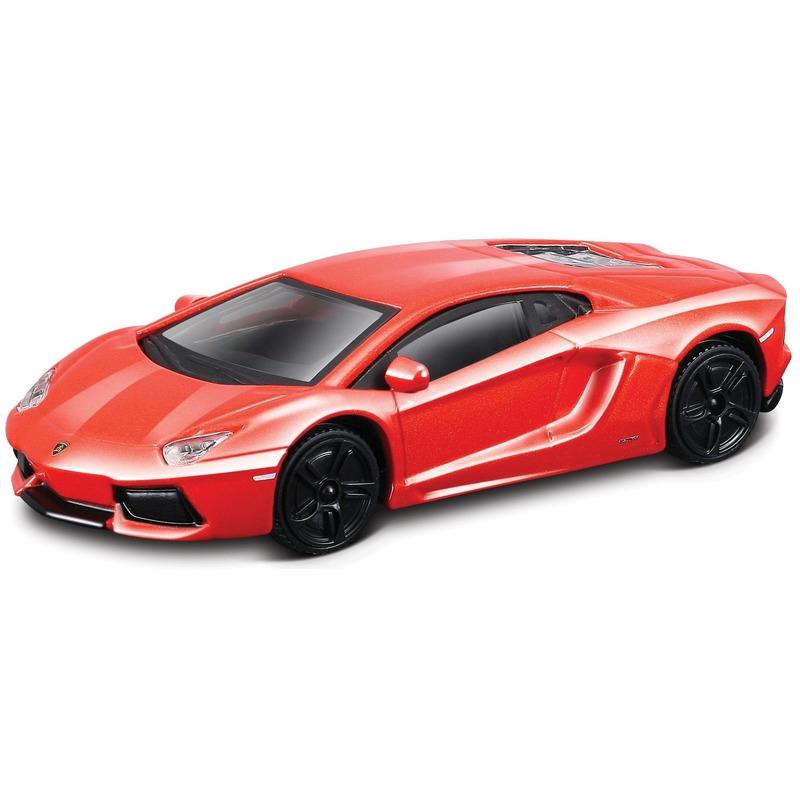Speelgoed auto Lamborghini Aventador 1:43