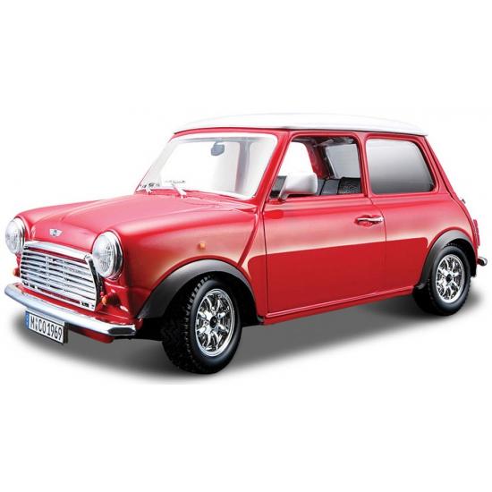 Speelgoed auto Mini Cooper 1969 1:32