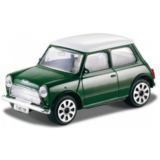 Speelgoed auto Mini Cooper 1969 1:43