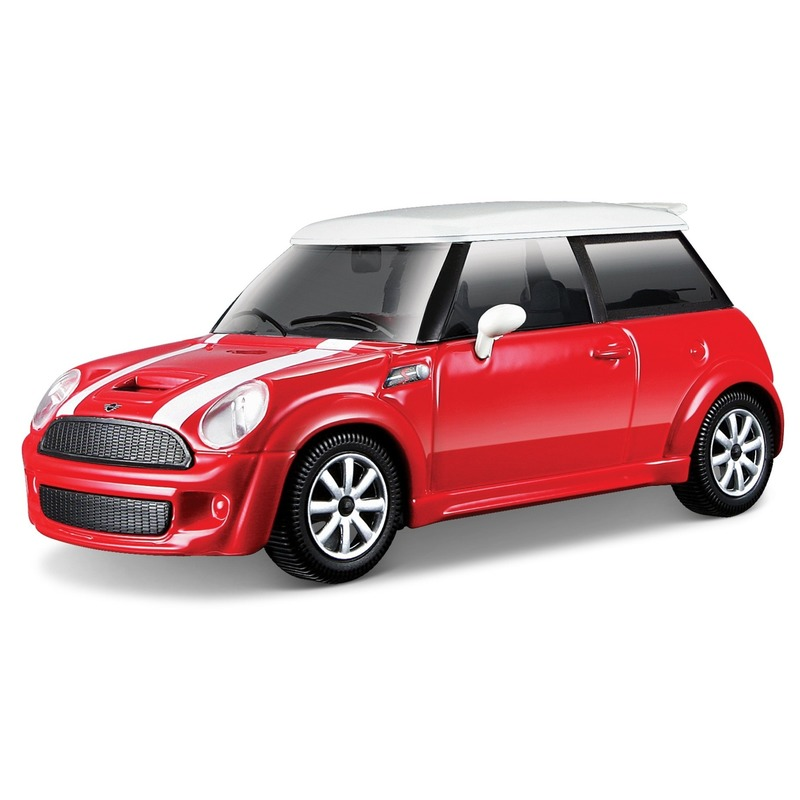 Speelgoed auto Mini Cooper S 1:43