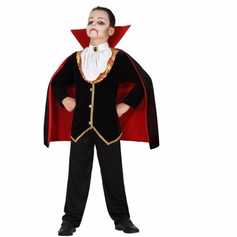 Verkleedset vampier voor jongens